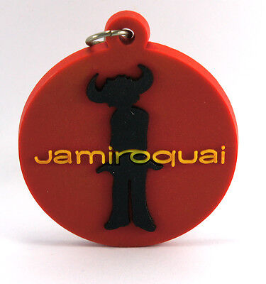 RockHyena JAMIROQUAI Keychain Keyring Key (Travelling Without Moving) AA108