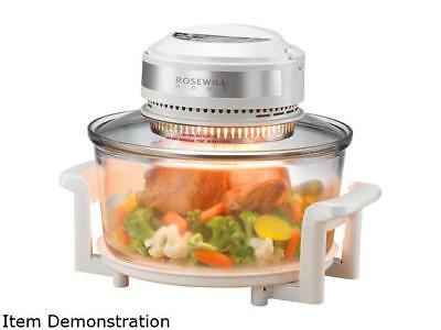 Rosewill Digital Infrared Halogen Convection Oven with Stainless Steel Extender