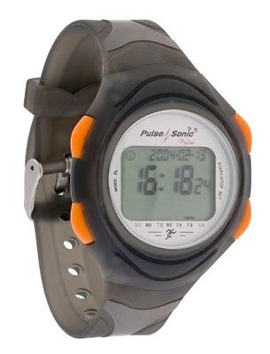 Pulse Sonic Heart Rate Monitor Watch with Chest Strap K92OD - FREE UK POST