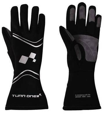 Turn One FIA Approved Race Gloves - RACE RALLY TRACK