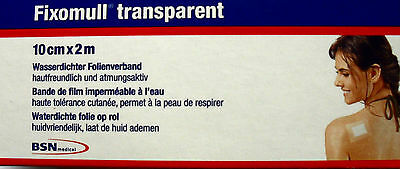 FIXOMULL transparent 2mx10cm (1, PFL)