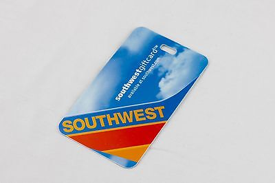 Southwest Airlines SWA southwestgiftcard luggage tag