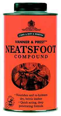 Carr Day and Martin Vanner & Prest Neatsfoot Compound
