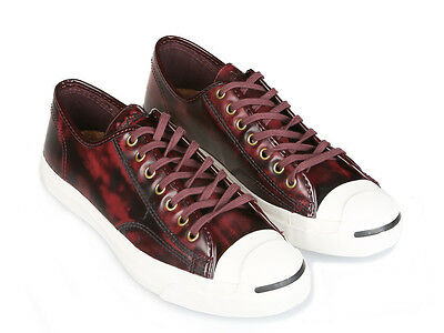 451325603be3 CONVERSE JACK PURCELL PREMIUM LEATHER OX Mens Shoes OXHEART BRAND NEW in  BOX!