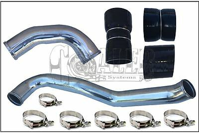 2008-2010 Ford 6.4L Hot Side Charge Pipe and Boot Kit Powerstroke Diesel