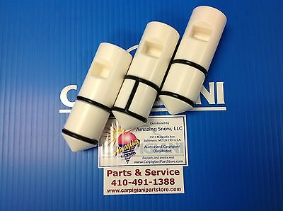 Carpigiani Parts Coldelite Ice Cream Complete Pistons Assembly UC-1131 UF-253