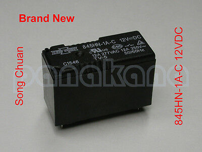 Song Chuan 845HN 1A C 12VDC SPST Relay %E2%80%93 Brand galanz jd2 1a 12vdc spst relay new other $14 50 picclick  at aneh.co