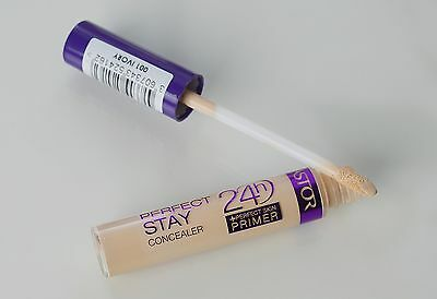 ASTOR Perfect Stay 24h Concealer + Perfect Skin Primer (001 Ivory) NEU&OVP