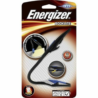Energizer Booklite for Amazon Kindle E-Reader Book Reading LED Light Clip On