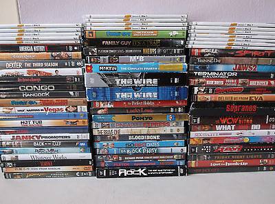 Wholesale Lot Used Dvd - 192 Dvd Movies - Top Hit Movies