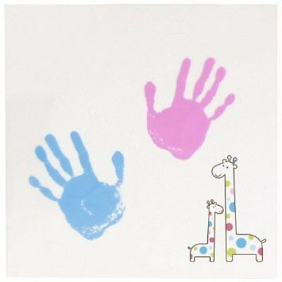 Pearhead - Baby and me handprint wall art - Infant keepsake and memory