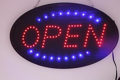Animated LED advertising board open BUSINESS OPEN LED SIGN HIGH QUALITY SIGN!!