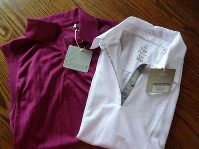 Nancy Lopez Golf Desert Dry size Medium BNWT x 2