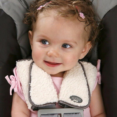 JJ Cole - Reversible strap covers for infant or child car seats.