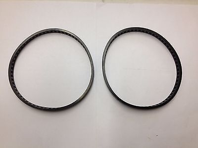 (2X) Genuine Milwaukee Blade Pulley Tire 45-69-0010 & Dewalt Portercable  A02807