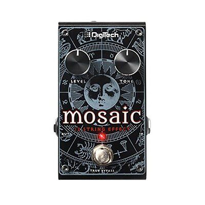 DigiTech Mosaic Polyphonic 12-String Effect Guitar Pedal Japan new .