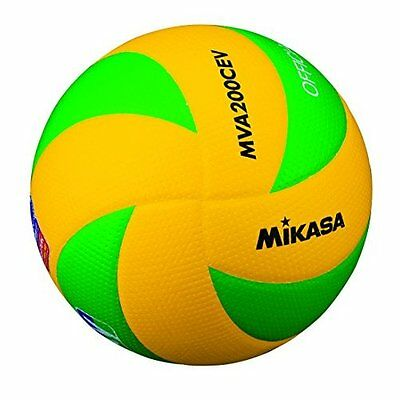 Mikasa CEV Champions League Official Game Ball volleyball MVA200CEV Japan new.