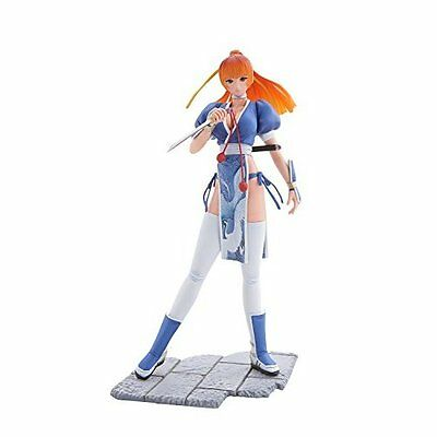 Kotobukiya MON-SIEUR BOME COLLECTION Dead Or Alive Kasumi Blue Ver Figure Japan.