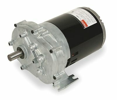 1/4 hp 12 RPM 115V Dayton AC Parallel Shaft Split Phase Gear Motor (5K934) 1LPP6