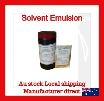 Screen Printing-1kg Solvent Emulsion diazonium photogelatin