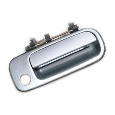 NoMoreBreaking For 97-01 Toyota Camry Outside Door Handle Green 6R1 Rear R B468