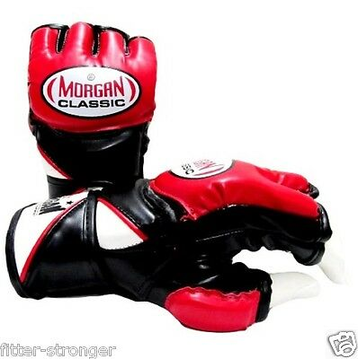 MORGAN CLASSIC MMA Gloves Boxing Muay Thai UFC WOMENS Sparring Cross Training