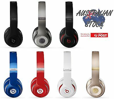 Beats By Dre. Studio 2.0 Wireless Headphones - NEW In Box (7 Colours)