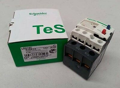 Schneider  Thermal Overload Relay TeSys LRD12C  5.5A~8A