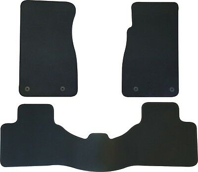 HOLDEN COMMODORE VF  CAR FLOOR MATS FRONT & REAR SET 2013 to 2017  SEDAN & WAGON