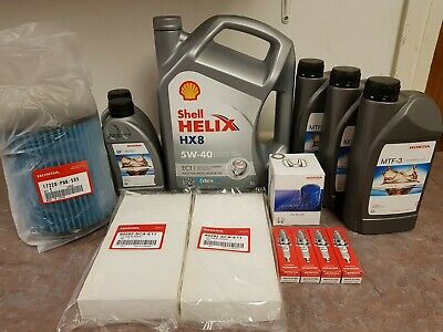 Build Your Own Genuine Honda Civic Type R EP3 Service Kit