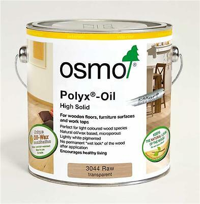 Osmo Polyx Oil RAW Transparent (3044) 750ml - The Natural Finish Choice
