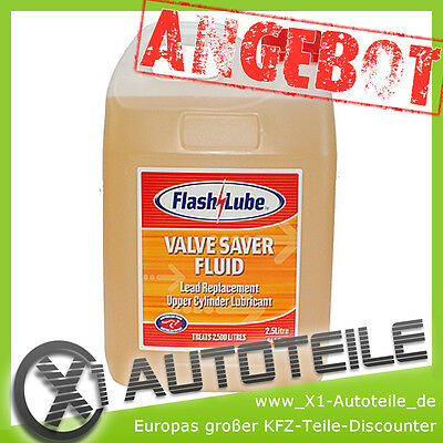 2,5 L Liter Flashlube Additiv Valve Saver Fluid Autogas 2,5 L Flash Lube Fv2,5Le