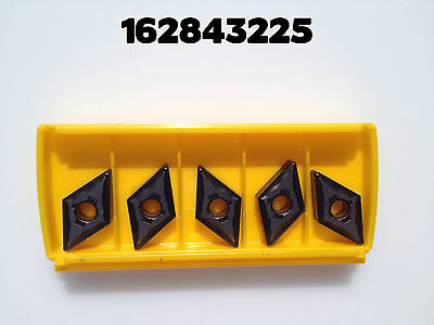 DNMG 332 FF KCP05 KENNAMETAL *** 5 INSERTS *** FACTORY PACK ***