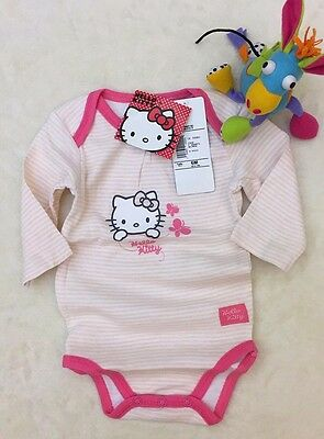 Toddler Baby Romper Jumpsuit Playsuit Outfits Clothing Longsleeve Kitty