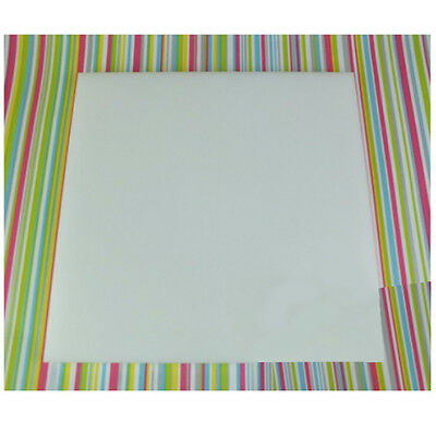 Non Stick HDPE Icing Fondant And Florist Paste Smooth Rolling Board