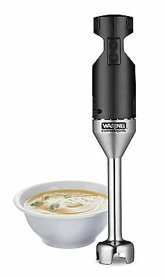 Immersion Blender Hand Held Mixer Commercial Quick Stik Waring Kitchen 7 Inches