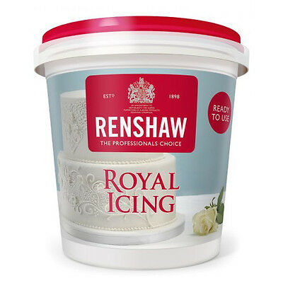 Ready To Use Royal Icing 400g - Renshaw