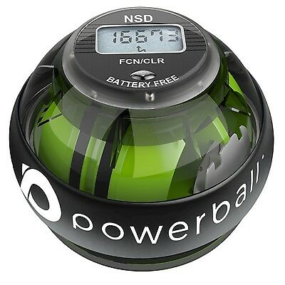 NSD Powerball Auto Start Pro Indestruction Powerball - Smoked Black 280 Hz
