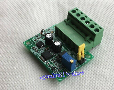 1-3KHZ to 0-10V PWM signal to Voltage Converter Digital Analog PLC 12V-30V DC