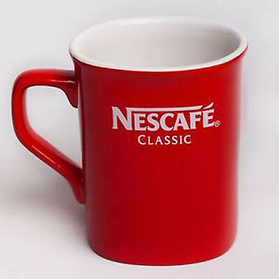Nescafe Classic Coffee Red Mug Cup  - Boxed
