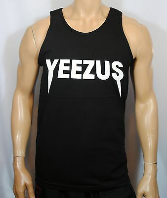6a1e633577a543 KANYE WEST YEEZUS Tank Top Yeezy boost Men s Tee -  9.99
