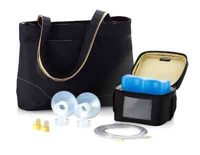 Medela Breast Pump Style Advanced Double Tote Shoulder Bag Set Baby Feeding Tool