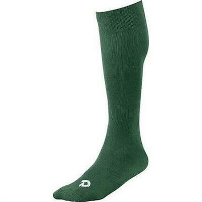 Adult Women's DeMarini Baseball / Fastpitch Softball Socks, Size: XL, Green