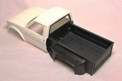 NEW Stepside Bed Toyota Hilux Tamiya High Lift 1/10 Axial RC4WD Mojave Axial SCX