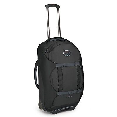 """Osprey Sojourn 25"""" 2013- 60L  Wheeled Travel Luggage- Clearance Stock- eBay Only"""