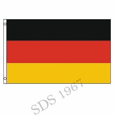 German Flag (5ft x 3ft)