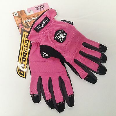 Tuff-Chix Pink Work Gloves – by Paige Hemmis for Ironclad