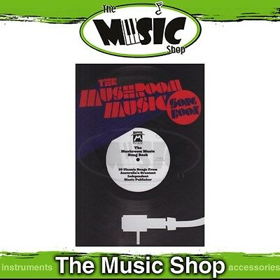 New The Mushroom Music Songbook PVG Music Book - Piano Vocal Guitar