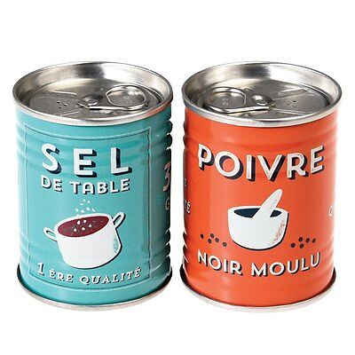 dotcomgiftshop SEL ET POIVRE SALT AND PEPPER SET