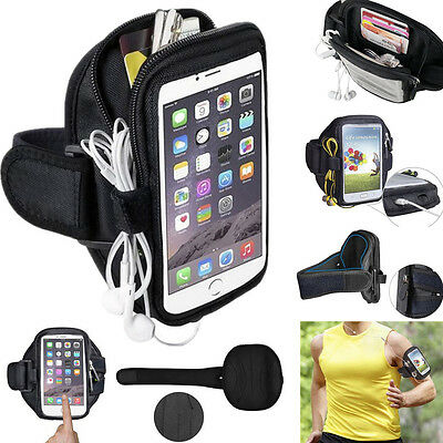Sports Armband For iPhone 6S 6 Plus Arm Band Case Strap Running Jogging Exercise